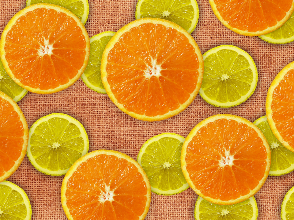 The Tale of the Orange and the Lemon Tree