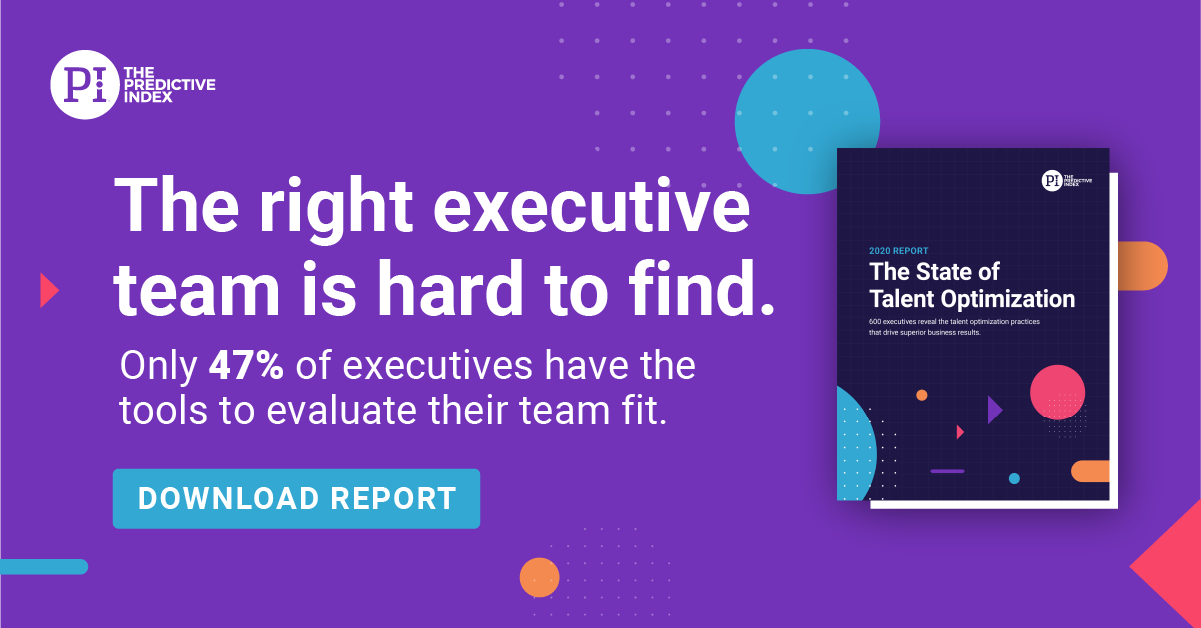 State of Talent Optimization Report Graphic - Executive Alignment